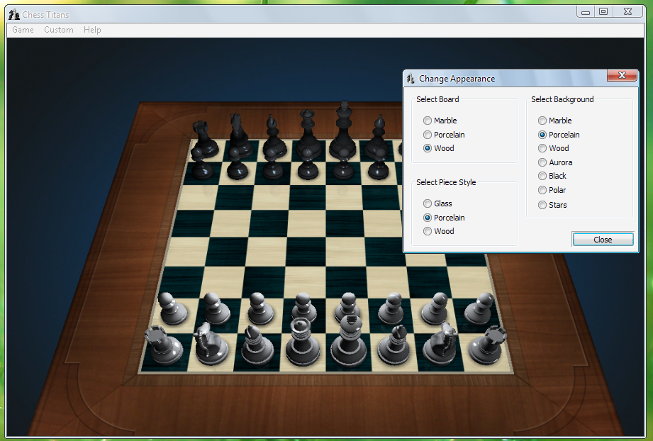 how to download chess titans for windows 8